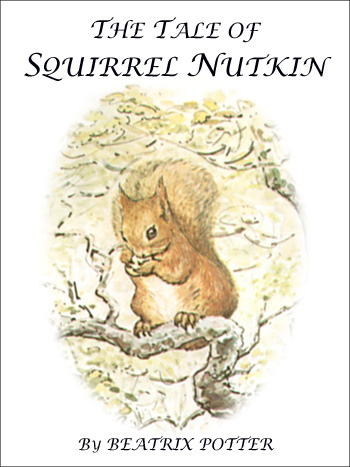 Image result for the tale of squirrel nutkin